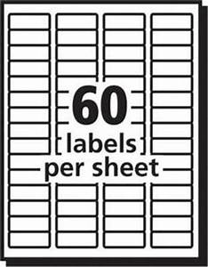 Avery easy peel white laser address labels 23 x 1 34 box for Avery 18695 template