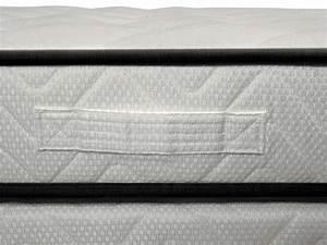 matelas latex 160x200 cm benoist belle literie delfinium With tapis chambre bébé avec belle literie matelas latex