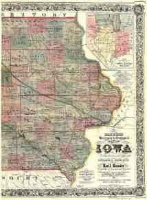Eastern Iowa Map
