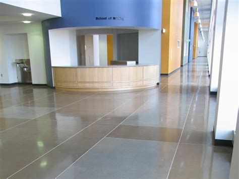 Are Polished Concrete Floors Slippery?   The Concrete Network