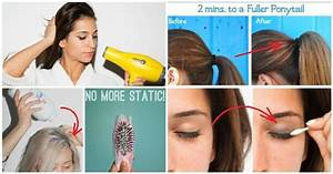 14 No Effort Lazy-Girls Beauty Hacks That Will Change Your ...