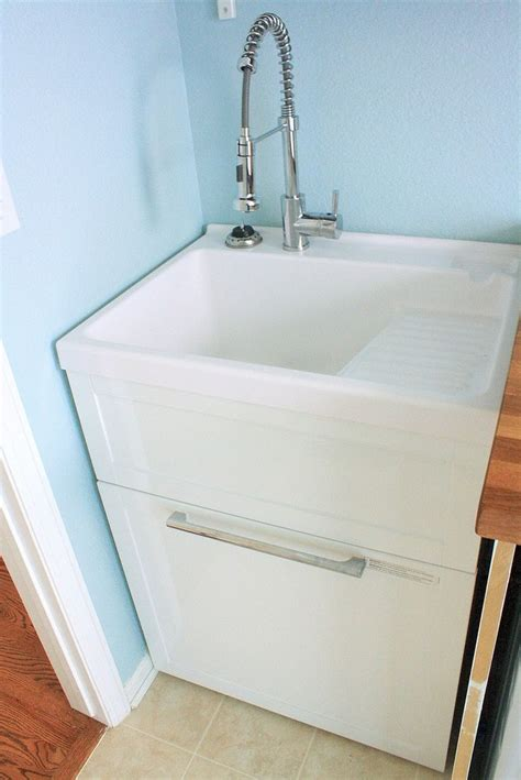 Laundry Sink best 10 laundry tubs ideas on utility sink