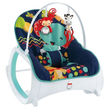 chaise fisher price fisher price infant to toddler rocker midnight
