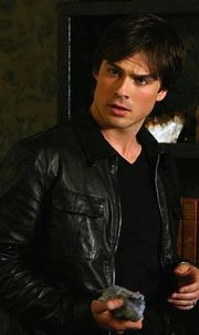 Damon Salvatore The Vampire Diaries Jacket - Stars Jackets