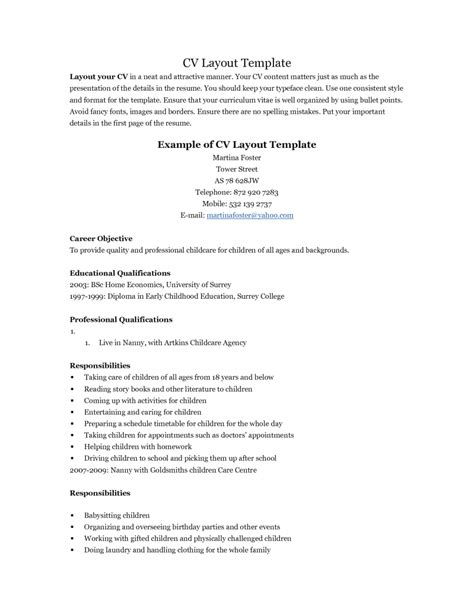 job resume  teens perfect resume format