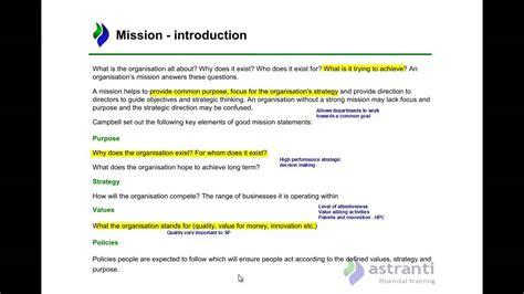 management case study strategic analysis sample youtube