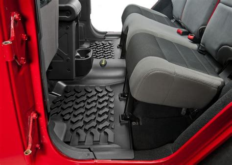 Quadratec Jk Floor Mats by Quadratec 14257 0311 Quadratec 174 Ultimate All Weather