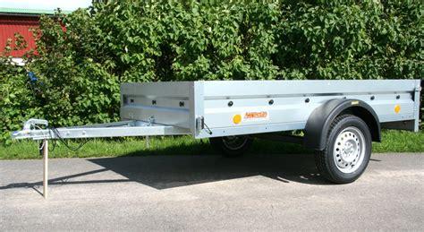 pkw anhänger plane 750 kg neptun gn126 kippbar pkw anh 228 nger 750 kg spriegel
