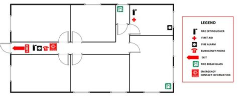 office evacuation plan evacuation plan emergency plan