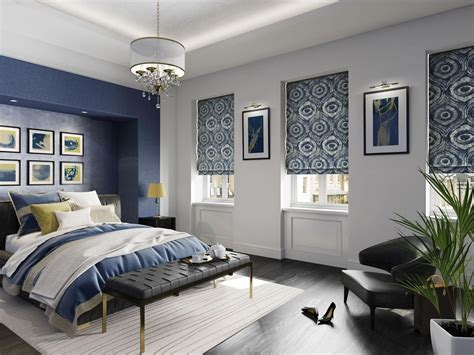 Modern L Shades Bedroom by Blinds By Tuiss 174 Luxury Made To Measure