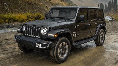 Jeep Wranglers Recalled For Suspension Problem