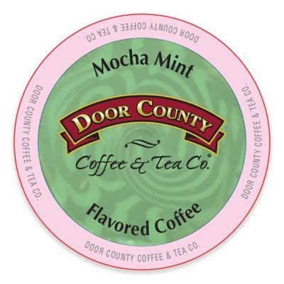 We, at exhibitcoupon provides manually collected and. 12-Count Door County Coffee & Tea Co.® Mocha Mint Flavored Coffee for Single Serve Coffee Makers ...