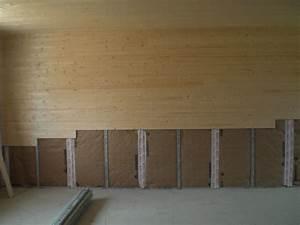Pose Lambris Bois : bardage bois int rieur 8 messages ~ Premium-room.com Idées de Décoration