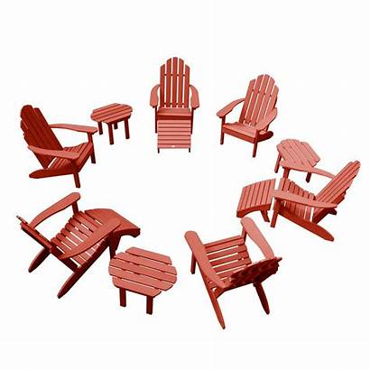 Patio Pit Fire Seating Rustic Highwood Ad