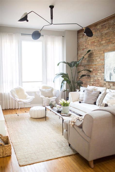 neutral trends  living room decor