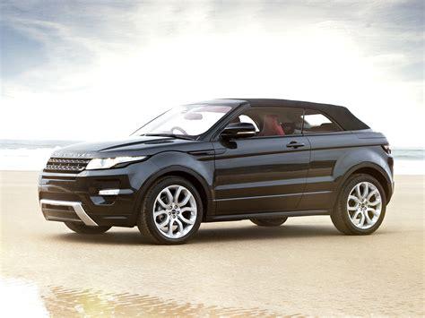 rang rover evoque cabriolet range rover evoque convertible enters production in 2014 forcegt