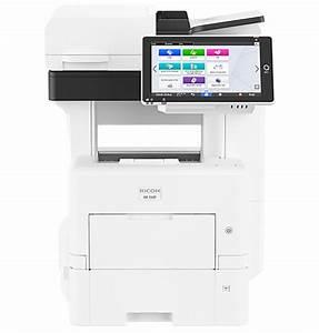 Im 550f Black And White Laser Multifunction Printer