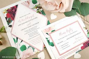 new floral wedding invitations that can be planted to grow With wedding invitations with real flowers