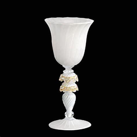 Bicchieri Di Murano by Bicchiere Tipetto Vetro Di Murano Bianco Venturini