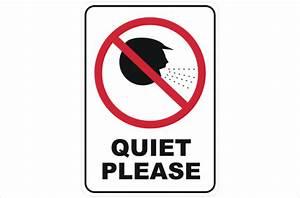 Quiet Please P2227
