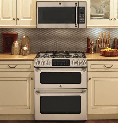 ge cafe series   range oven  advantium
