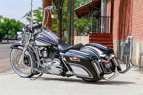 Harley Davidson Road King Modification by 2014 Harley Davidson Road King A Date With Fate