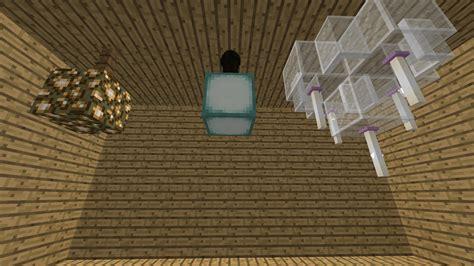 minecraft decorations 3 chandelier designs survival
