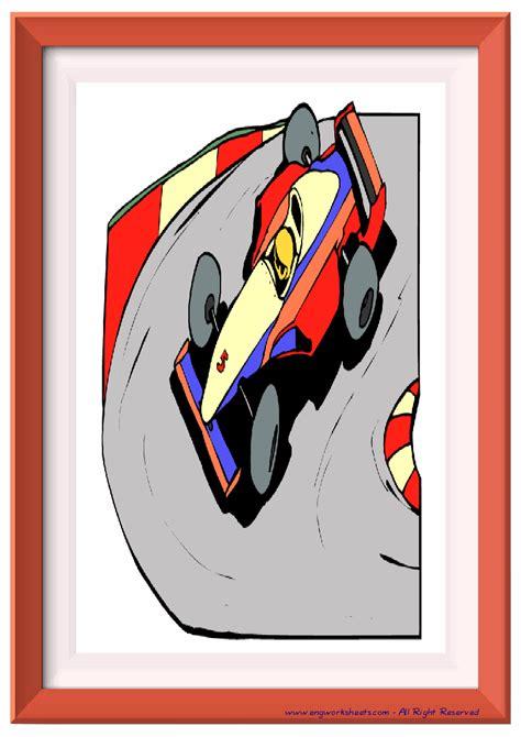 extreme sports land esl printable english flash cards