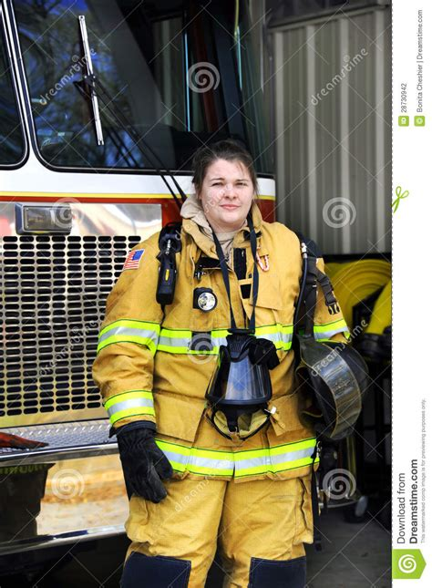 attractive fire woman stock photo image  attractive
