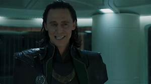 Loki with his crooked smile.. by VegetaGirl0907 on DeviantArt