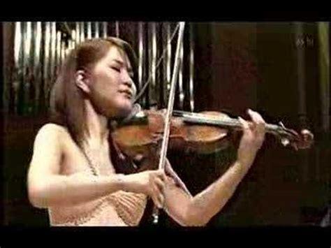 Küche 16 Qm by M Kamio Plays Tchaikovsky Violin Concerto 1st Mov 1of2