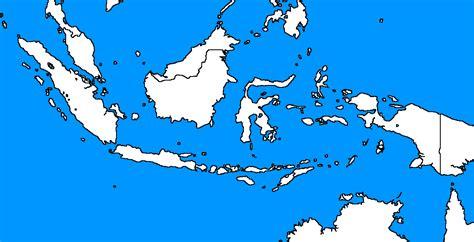 blank map  indonesia  dinospain  deviantart