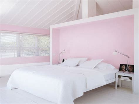 Pink Bedrooms For Adults, Light Pink Bedroom Walls Blue