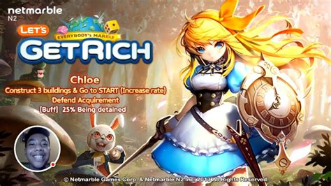 chloe test  lets  rich  character youtube