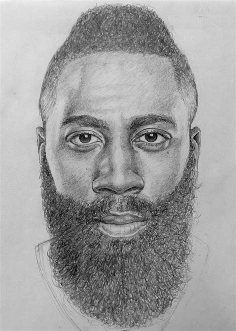 james harden  jc gill ii    pencil  paper