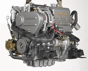 Yanmar 3ym30 29hp Marine Diesel Engine