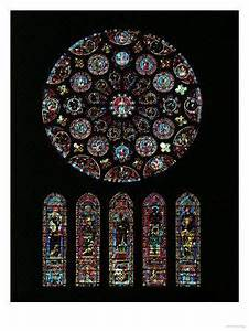 Baseball Chart The Second Coming Of Christ Rose Window From The South