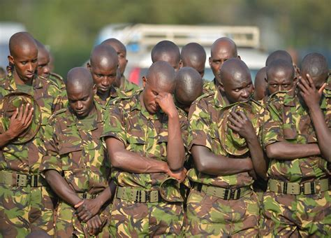 Al-shabab Killed 180 Kenyan Troops In El Adde