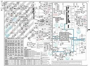Electro Help  Thomson Tx807 Crt Tv  U2013 Circuit Diagram