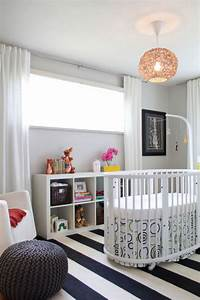 25 modern nursery design ideas for Modern unisex nursery ideas