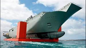 The Largest Heavy Lift Ship in The World 2017 - YouTube