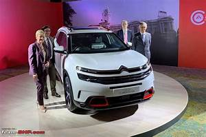 Citroen C5 Aircross To Be Launched In India In 2020