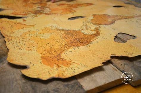 super simple wooden pallet map tutorial wooden pallet