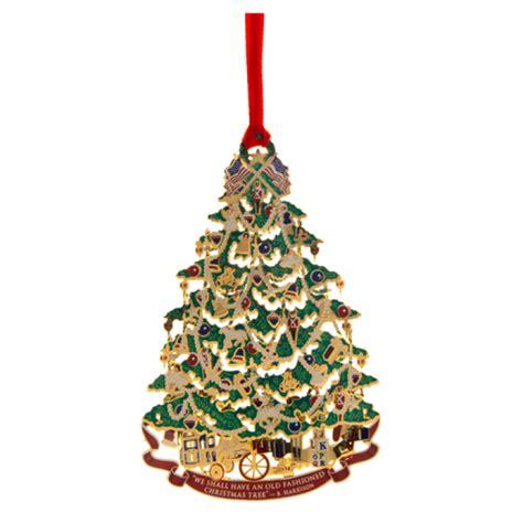 white house christmas ornament  victorian christmas