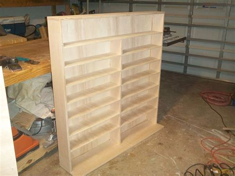 woodwork cd shelf plans  plans cd crates