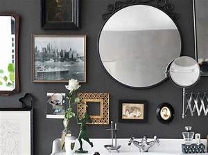 15 idees deco pour une jolie salle de bains elle decoration With deco murale salle de bain
