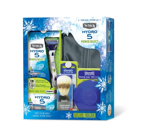 win a set of schick holiday gift packs canada kidsumers