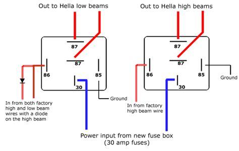 revlimiternet  profile headlight wiring