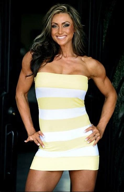 muscular womens dressed taylor waldrop