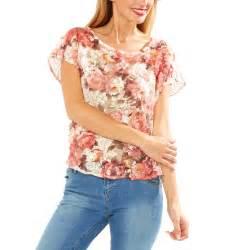 Tee Shirt Ete Femme : tee shirt femme un accessoire feminin pas cher ~ Melissatoandfro.com Idées de Décoration